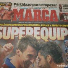 Coleccionismo deportivo: MARCA CAMPEÓN SUPERCOPA ATLÉTICO DE MADRID 23 DE AGOSTO DE 2014. Lote 162673610
