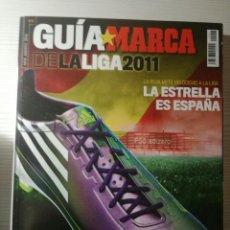 Coleccionismo deportivo: GUIA LIGA MARCA TEMPORADA 2010/2011 10/11 NUEVA IMPECABLE. Lote 127452983