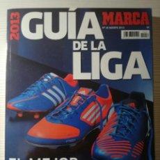 Coleccionismo deportivo: GUIA LIGA MARCA TEMPORADA 2012/2013 12/13 NUEVA IMPECABLE. Lote 127453163