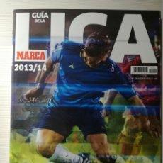 Coleccionismo deportivo: GUIA LIGA MARCA TEMPORADA 2013/2014 13/14 NUEVA IMPECABLE. Lote 127453227