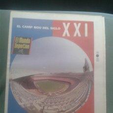 Coleccionismo deportivo: 1994 EL CAMP NOU EXTRA. Lote 127561703