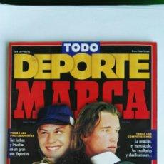 Coleccionismo deportivo: TODO DEPORTE MARCA ANUARIO 97/98. Lote 128118746