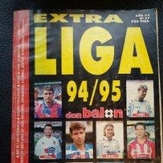 Coleccionismo deportivo: DON BALON Nº 27 .EXTRA LIGA 94 95. Lote 128141203