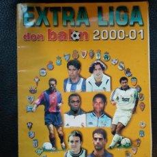 Coleccionismo deportivo: DON BALON EXTRA DE LA LIGA 2000/01. Lote 128141363