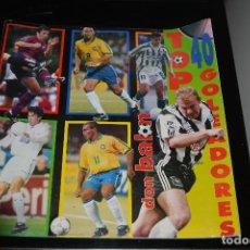 Coleccionismo deportivo: DON BALON TOP 40 GOLEADORES. Lote 128539403