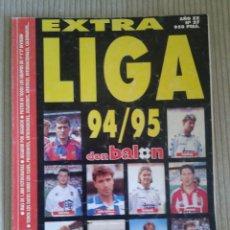 Coleccionismo deportivo: DON BALON. EXTRA LIGA 1994-1995. Lote 128881423
