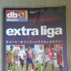 Collectionnisme sportif: DON BALON. EXTRA LIGA 2006-2007. Lote 128881671