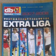 Collectionnisme sportif: DON BALON. EXTRA LIGA 2007-2008. Lote 128881675