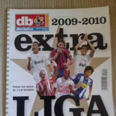 Collectionnisme sportif: DON BALON. EXTRA LIGA 2009-2010. Lote 128881719