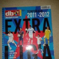 Collectionnisme sportif: DON BALON. EXTRA LIGA 2011-2012 (ÚLTIMO DE LA COLECCIÓN). Lote 128881807