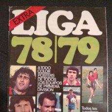 Coleccionismo deportivo: REVISTA DON BALON EXTRA LIGA 78-79 AÑO 1978 DONBALON. Lote 129040579