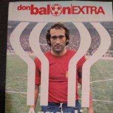 Coleccionismo deportivo: EXTRA DON BALON MUNDIAL DE ARGENTINA 78 1978 96 PAGINAS. Lote 129040683