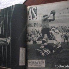 Coleccionismo deportivo: REVISTA AS AÑO II NUM 43 , 1933 - PORTADA MADRID FC - ATHLETIC /22 UNDS. Lote 129226583
