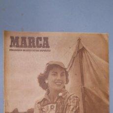 Coleccionismo deportivo: MARCA. 20 JUNIO 1950. 331. Lote 130130835