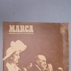 Coleccionismo deportivo: MARCA. Nº 383, MADRID 4 ABRIL 1950. Lote 130150159