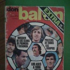 Coleccionismo deportivo: EXTRA LIGA DON BALON 76/77 1976/1977. Lote 140668318