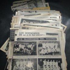Coleccionismo deportivo: LOTE DE 97 PÓSTERS AS COLOR PRIMERA ÉPOCA AÑOS 70 80 MADRID BARCELONA VALENCIA ESPAÑA. Lote 130411610