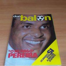 Coleccionismo deportivo: DON BALÓN. N° 12. 23/12/1975. SIN POSTER.. Lote 130795100