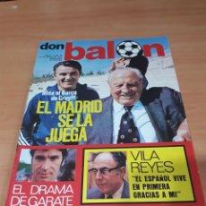 Coleccionismo deportivo: DON BALÓN. N° 68. 25/01/1977. SIN POSTER.. Lote 130797917