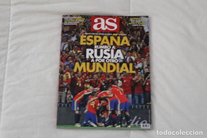 58b2c2dd056dd GUÍA MUNDIAL DE FÚTBOL RUSIA 2018 (Coleccionismo Deportivo - Revistas y  Periódicos