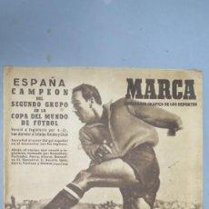 Coleccionismo deportivo: MARCA. 3 DE JULIO 1950. N 396. Lote 131117188