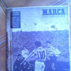 Coleccionismo deportivo: SEMANARIO GRAFICO DE LOS DEPORTES MARCA N,367 DE 1949. Lote 131246423