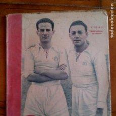 Coleccionismo deportivo: REVISTA MARCA N,111 AÑO 1945. Lote 131248403