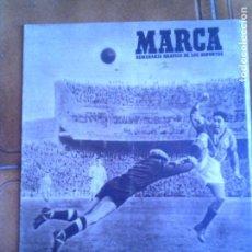 Coleccionismo deportivo: SEMANARIO DEPORTIVO MARCA N,332 AÑO 1949. Lote 131248743