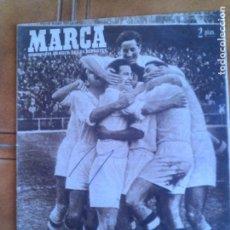 Coleccionismo deportivo: SEMANARIO DEPORTIVO MARCA N,322 AÑO 1949. Lote 131248943