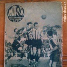 Coleccionismo deportivo: DIARIO MARCA N,36 OCTUBRE DE 1939. Lote 131268247