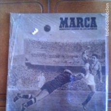 Coleccionismo deportivo: DIARIO DEPORTIVO MARCA N, 332 AÑO 1949. Lote 131268759