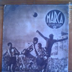Coleccionismo deportivo: DIARIO MARCA N,62 DE 1940. Lote 131270083