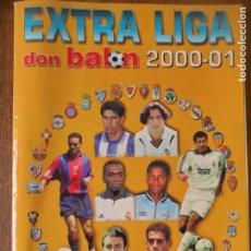 Coleccionismo deportivo: GUIA LIGA 00, 2000/ 2001- DON BALON TOMO FUTBOL EXTRA Nº 52-. Lote 131514830
