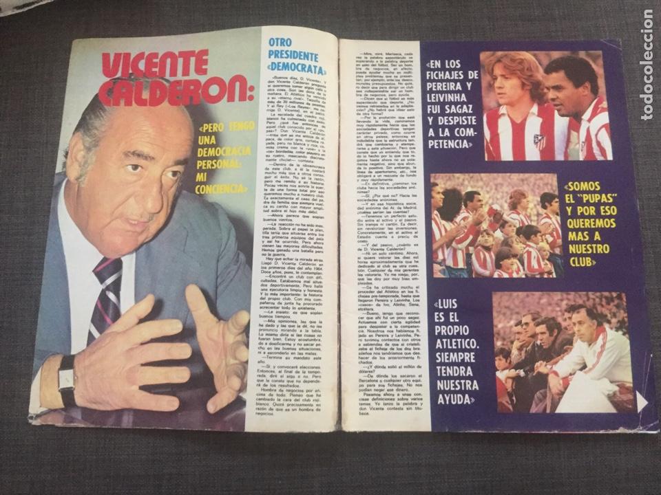 Coleccionismo deportivo: Don balon número 16 - Vicente Calderón - netzer - Arrua - Foto 2 - 132151213