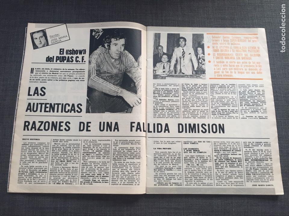 Coleccionismo deportivo: Don balon número 64 - Luis Aragones - FC Barcelona - Foto 2 - 132192891