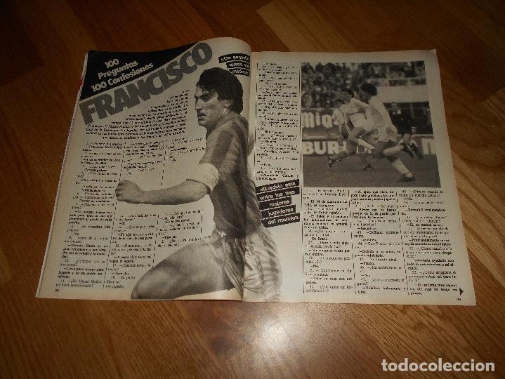 Coleccionismo deportivo: OCASION UNICA COLECCIONISTAS Revista Don Balon unica Nº 450 1984 CAMPEON RECOPA JUVENTUS y fasciculo - Foto 3 - 132366806