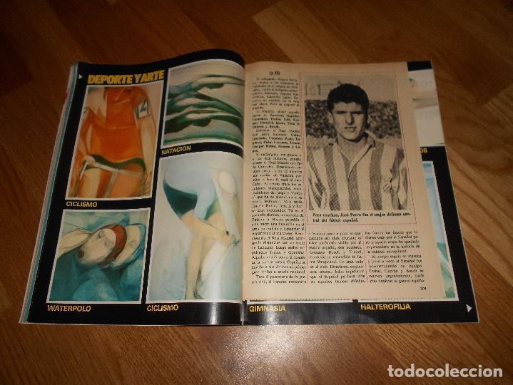Coleccionismo deportivo: OCASION UNICA COLECCIONISTAS Revista Don Balon unica Nº 450 1984 CAMPEON RECOPA JUVENTUS y fasciculo - Foto 4 - 132366806