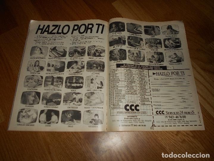 Coleccionismo deportivo: OCASION UNICA COLECCIONISTAS Revista Don Balon unica Nº 450 1984 CAMPEON RECOPA JUVENTUS y fasciculo - Foto 5 - 132366806