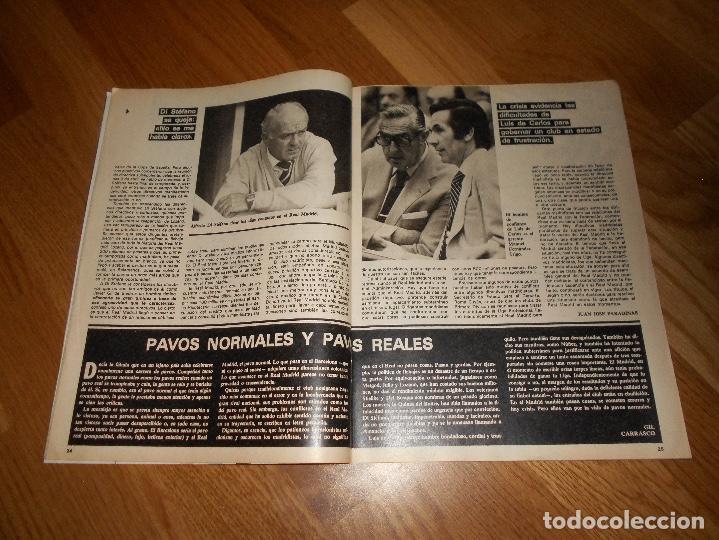 Coleccionismo deportivo: OCASION UNICA COLECCIONISTAS Revista Don Balon unica Nº 450 1984 CAMPEON RECOPA JUVENTUS y fasciculo - Foto 9 - 132366806