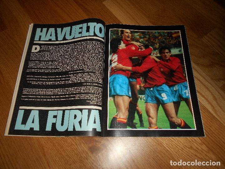 Coleccionismo deportivo: OCASION UNICA COLECCIONISTAS Revista Don Balon unica Nº 450 1984 CAMPEON RECOPA JUVENTUS y fasciculo - Foto 10 - 132366806