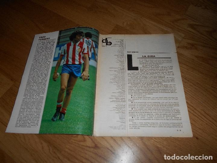 Coleccionismo deportivo: DON BALON Nº 300 ESTEBAN BARCELONA FERRERO SPORTING GIJON- MARIAN ATLETICO MADRID ANGEL REAL MADRID - Foto 2 - 132485474