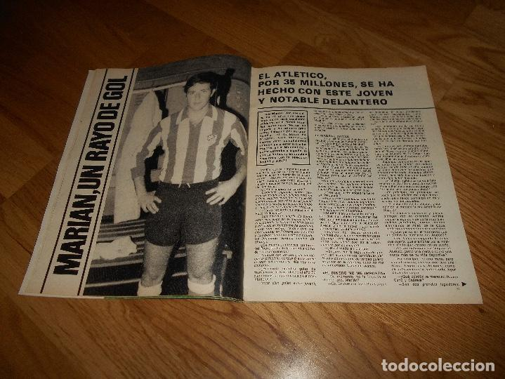 Coleccionismo deportivo: DON BALON Nº 300 ESTEBAN BARCELONA FERRERO SPORTING GIJON- MARIAN ATLETICO MADRID ANGEL REAL MADRID - Foto 3 - 132485474