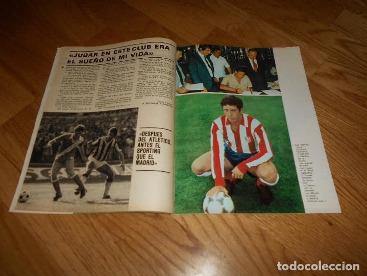 Coleccionismo deportivo: DON BALON Nº 300 ESTEBAN BARCELONA FERRERO SPORTING GIJON- MARIAN ATLETICO MADRID ANGEL REAL MADRID - Foto 4 - 132485474