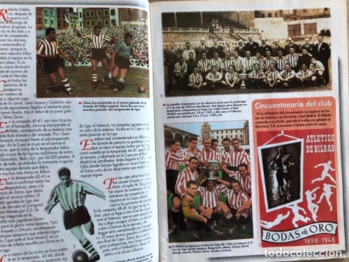 Coleccionismo deportivo: DON BALÓN N°41. ESPECIAL CENTENARIO DEL ATHLETIC CLUB, 1998. HISTORIA, ESTADÍSTICAS, FIGURAS,.., 82 - Foto 4 - 132659902