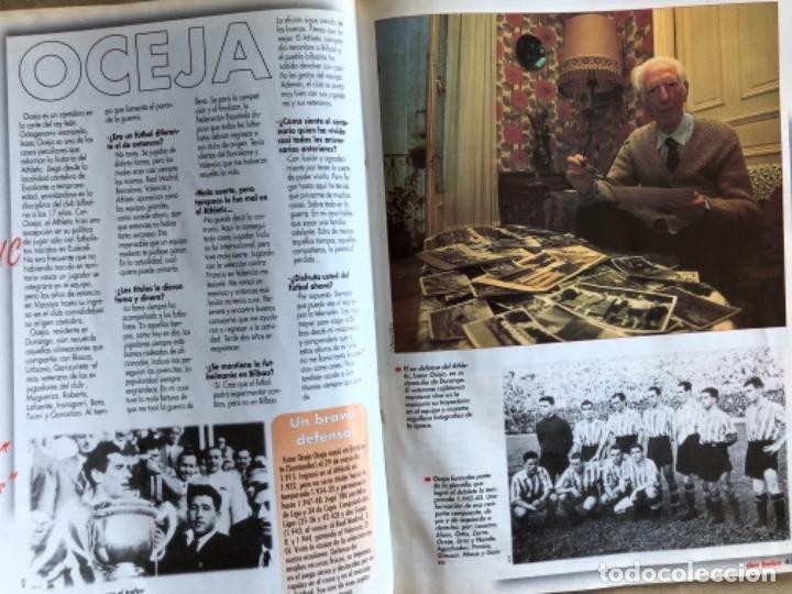 Coleccionismo deportivo: DON BALÓN N°41. ESPECIAL CENTENARIO DEL ATHLETIC CLUB, 1998. HISTORIA, ESTADÍSTICAS, FIGURAS,.., 82 - Foto 6 - 132659902