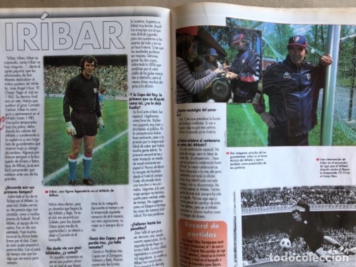 Coleccionismo deportivo: DON BALÓN N°41. ESPECIAL CENTENARIO DEL ATHLETIC CLUB, 1998. HISTORIA, ESTADÍSTICAS, FIGURAS,.., 82 - Foto 10 - 132659902
