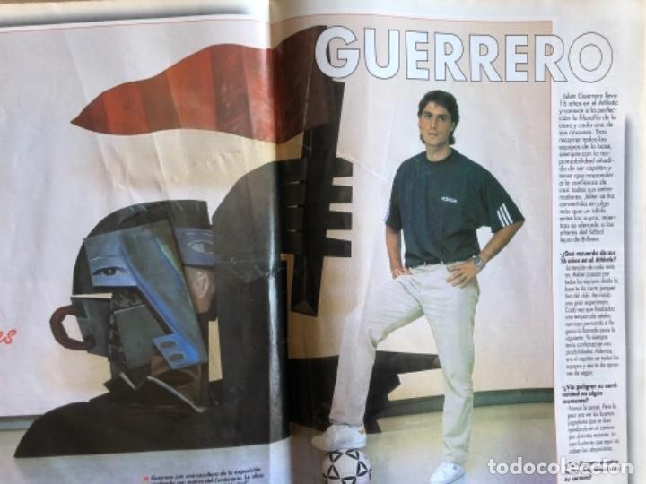 Coleccionismo deportivo: DON BALÓN N°41. ESPECIAL CENTENARIO DEL ATHLETIC CLUB, 1998. HISTORIA, ESTADÍSTICAS, FIGURAS,.., 82 - Foto 11 - 132659902