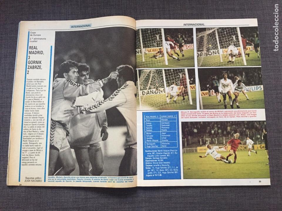 Coleccionismo deportivo: Don balon número 683 - Martin Vázquez - Póster Aloisio - Copas Europeas - Espanyol - Foto 3 - 132674801