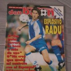 Coleccionismo deportivo: DON BALÓN NÚMERO 1038. Lote 132746994