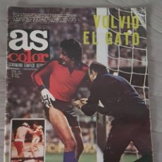 Coleccionismo deportivo: AS COLOR. Lote 132768030